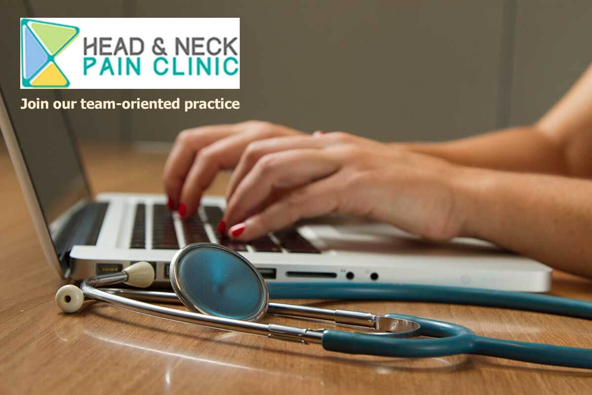 CAREERS available at the MN Head & Neck Pain Clinic